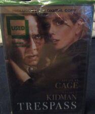 Trespass DVD 2011 Nicolas Cage Nicole Kidman Terror Suspense