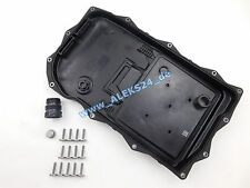 Genuine ZF Automatic Transmission Oil Pan / Filter + Sleeve BMW GA 8HP45 8 Aisle