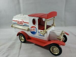 Diecast -1/24 Pepsi Cola Collectable Models Ford Model T Delivery Truck Coin Ban