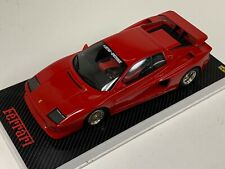 1/18 GT Spirit Ferrari Koenig Testarossa Twin Turbo Rosso Corsa GT124 Alcantara