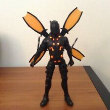 Tron Legacy Action Figure With wings and lights