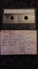 Thin White Rope Live Festival dell'Unità Reggio Emilia 13-09-1987 2nd Gen Tape