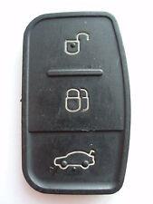 Ersatz 3 Knopf Fernbedienung Schalter Belag für Ford Focus Mondeo S C max.