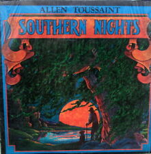 ALLEN TOUSSAINT - SOUTHERN NIGHTS LP - IN EXCELLENT CONDITION - U.S.A. PRESSING