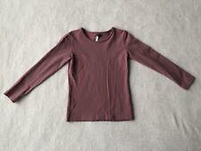 MATILDA JANE You and Me Rosemary Layering Tee Top Shirt Size 6 EUC
