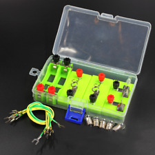 Fun Kids Electric Circuit Kit Learning for Children School Student Science Toy
