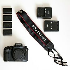 Canon EOS 7D 18.0 MP Digital SLR Camera + (3) 16GB SanDisk Extreme CF Cards