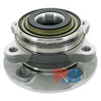 Front Wheel Hub Bearing Assembly WJB WA590312 Interchange HA590312 BR930550