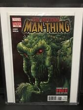 The Infernal Man Thing #1 Marvel Limited Series Comic Sharp Unread Copy!