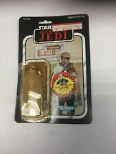 Star Wars Return Of The Jedi Prune Face Figure