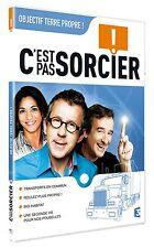 """DVD """"C est Pas Sorcier ;objectif terre propre"""""""