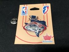 NEW - Houston Comets Pin - Texas / Logo - WNBA Licensed - Butterfly Pin Back