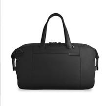 ~* New Newt Auth. Briggs & Riley Large Weekender Bag Black *~