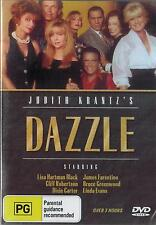 DAZZLE, Judith Krantz's, Over 3 Hours. Photographer. Bestseller, Drama, Beach.