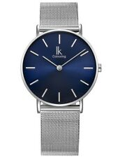 Uhr Armbanduhr Damen Herren Edelstahl Milanaise Top Quality