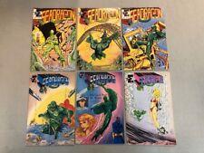 Seadragon 1-6 Complete Set Elite Comics Indy 1986