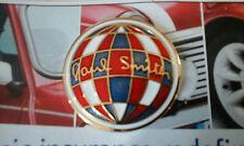 Classic Mini Cooper MPI Paul Smith le Insignia Insertar S WORKS Raro Sombrero Rover MK1