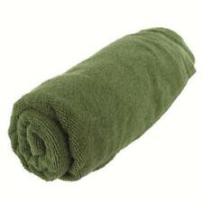 Towels Green Used - Army Towels great for cleaning - Pack of 5