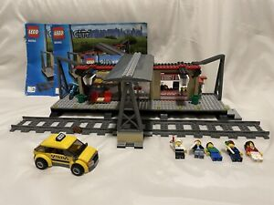 Lego City Train Station (60050) Complete With Figs & Instructions