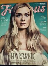 November Celebrity Fabulous Magazines in English