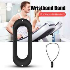 Bracelet Silicone Shell /w Necklace Rope for Xiaomi Mi Band 4 3 Wristband