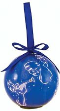 "ANGELS Blinking Light-Up Christmas Ornament 3"", Batteries Included!"