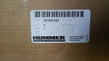 GM OEM Hummer H3T Driver And Passenger Side Steps Part # 19166292