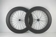 Lightweight Full carbon bike wheelset 88mm clincher 700CBicycle wheels From USA