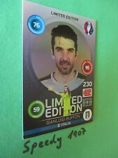 Panini Adrenalyn Euro 2016 Limited Edition Hero Buffon Italien Italia