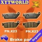 FRONT Brake Pads SUZUKI AN 650 Burgman Skywave ABS 2004-2008 2009 2010 2011 2012