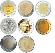 Pièces euro pour 2 euro Année 2008