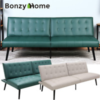 Sleeper Sofa Bed Convertible Couch Loveseat Chair Futon Modern Home Living Room
