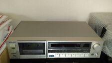 Plataforma cinta de cassette SONY TC-K555 Vintage en buen estado y totalmente funcional