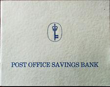 More details for post office savings bank vintage book of prints george mackie harry stevens 1960