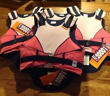 Airowear Reiver Elite 2000 Adult XS Body Protector Pink LEVEL 3 BNWT £50 To Go!