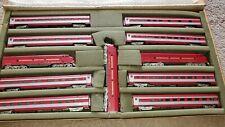 Rivarossi HO Rare Frisco SLSF E8 Full Passenger Set