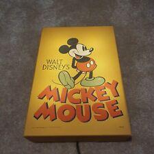 Mickey Mouse Night Light - Children - Bedtime - Soft Glow