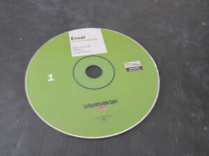 Microsoft Excel 2003 Course Basics Fundamentals On Cd-Rom - Journal Sport 1