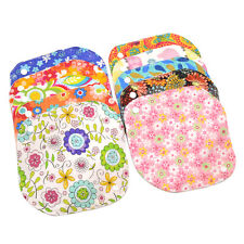 1 Pc Reusable Panty Liner Washable Menstrual Pads Cotton Mama Cloth Random Color