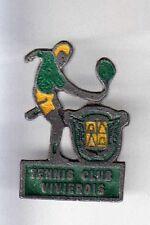 RARE PINS PIN'S .. TENNIS ROLAND GARROS  CLUB VIVIERS LES MONTAGNES 81 ~AM