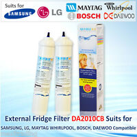 4 x Fisher Paykel 836848 Premium Compatible Ice /& Water Fridge Filter  836860WF