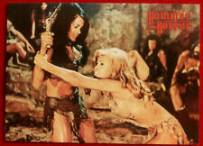 HAMMER HORROR - Series 2 - Card #116 - One Million Years BC - Raquel Welch