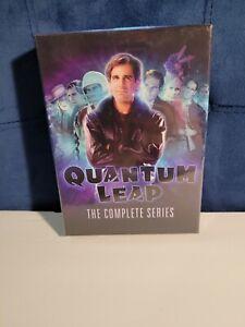 Quantum Leap complete series box set Scott Bakula Dean Stockwell  SEALED