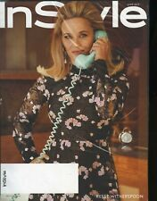 InStyle Magazine June 2019 REESE WITHERSPOON Cover