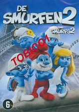 DE SMURFEN 2 - THE SMURFS 2- DVD NIEUW - GESEALED