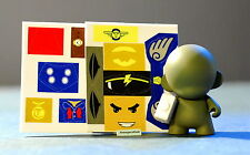 Marvel Micro Munny Vinyl DIY Munnyworld Kidrobot Thor