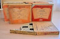 Lot of 15 used REEL TO REEL TAPES from USSR.The First Soviet audiobooks.2