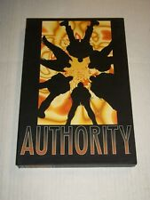 Wildstorm ABSOLUTE AUTHORITY Vol. 2 Hardcover HC 1st Edition NEW