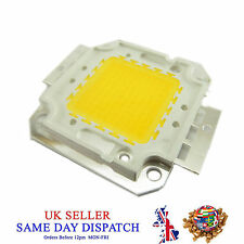 100W SMD LED Bright Integrated Chip Warm White High Power Bulb Floodlight