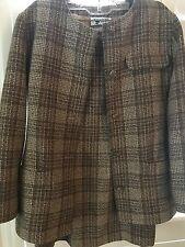 Courreges Paris 2 piece Vintage suit s34. Jacket & pencil skirt